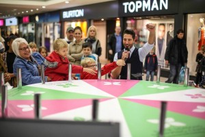 This lively game draws big crowds