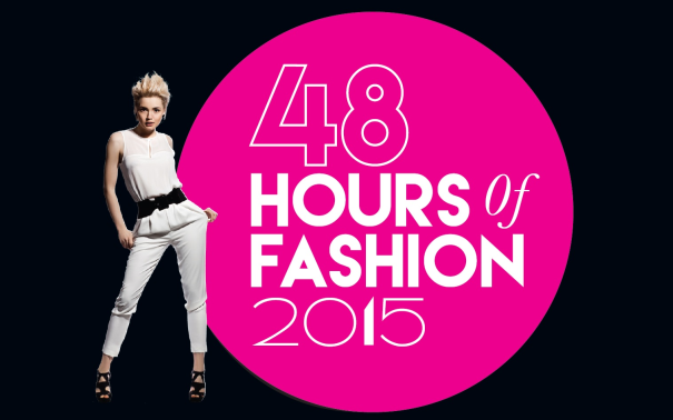 48 Hours of Fashion is back in Nottingham. March 13th-14th 2015
